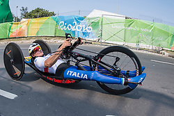 ITA, Cycling, Time-Trial at Rio 2016 Paralympic Games, Brazil