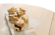 Scones with Jam and Cream by Holly Provan for Birlinn Publishing test shoot<br /> <br /> Pictures by Alex Hewitt<br /> 07789n 871 540