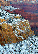 Winter at the Grand Canyon.