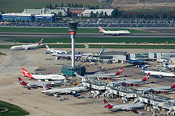 © London News pictures...  FILE PICTURE. London Heathrow Airport in West London which has been given the go ahead for the expansion of a third runway by the airports Commission report. Photo credit: Ben Cawthra/LNP