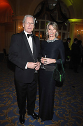 MR BARRY & LADY CHARLOTTE DINAN at the Boodles Big Bash in support of The Outward Bound Trust held at The Hilton, Park Lane, London on 22nd February 2007.<br /><br />NON EXCLUSIVE - WORLD RIGHTS