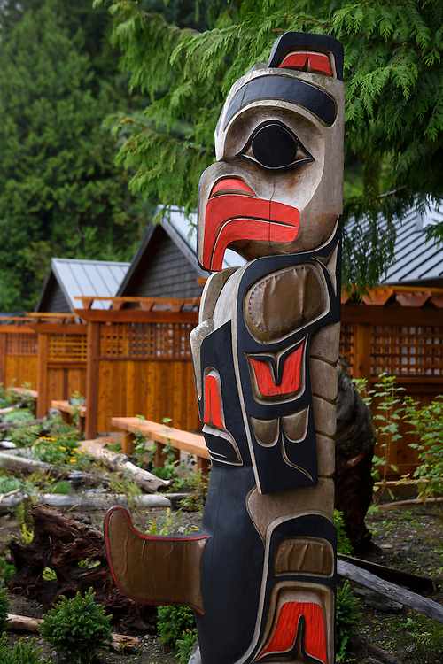 Canada, British Columbia, Vancouver Island,Port Renfrew,