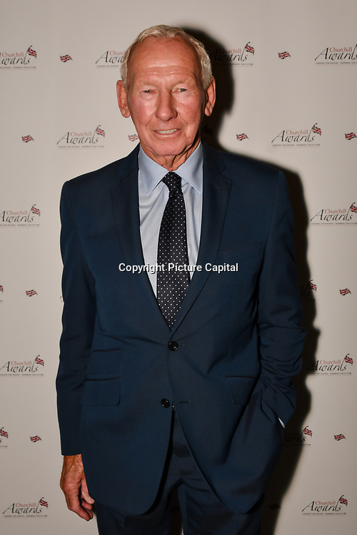 Bob Wilson attend the 7th annual Churchill Awards honour achievements of the Over 65's at Claridge's Hotel on 10 March 2019, London, UK.housing company hosts 7th annual Churchill Awards honour achievements of the Over 65's at Claridge's Hotel on 10 March 2019, London, UK.