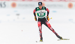 20.02.2016, Salpausselkae Stadion, Lahti, FIN, FIS Weltcup Nordische Kombination, Lahti, Team Sprint, Langlauf, im Bild Bernhard Gruber (AUT) // Bernhard Gruber of Austria competes during Cross Country Team Sprint Race of FIS Nordic Combined World Cup, Lahti Ski Games at the Salpausselkae Stadium in Lahti, Finland on 2016/02/20. EXPA Pictures © 2016, PhotoCredit: EXPA/ JFK