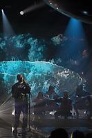 Dermot Kennedy during the BRIT Awards 2020 - The BRITs Are Coming, The Riverside Studios, London, UK, Sunday 08 December 2019<br /> Photo JM Enternational