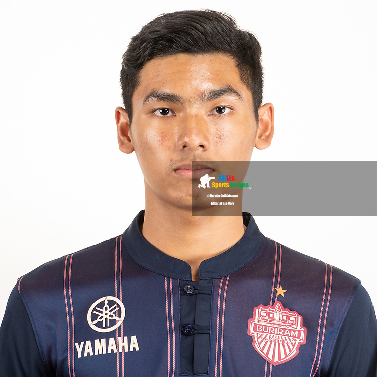 THAILAND - JUNE 26: Kritapat Vichaidit #76 of Buriram United on June 26, 2019.<br /> .<br /> .<br /> .<br /> (Photo by: Naratip Golf Srisupab/SEALs Sports Images/MB Media Solutions)