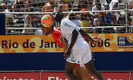 Footbal-FIFA Beach Soccer World Cup 2006 -BHR x NGA - Agu- Rio de Janeiro, Brazil - 01/11/2006.<br />Mandatory Credit: FIFA/Ricardo Ayres