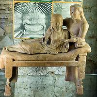 Cerveteri, Arte Etrusca, Museo Nazionale Caerite.