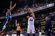 Pietro Aradori of Segafredo Virtus Bologna   <br /> Vanoli Cremona - Segafredo Virtus Bologna<br /> Postemobile Final Eight 2019 Zurich Connect<br /> Basket Serie A LBA 2018/2019<br /> FIRENZE, ITALY - 16 February 2019<br /> Foto Mattia Ozbot / Ciamillo-Castoria
