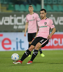 March 10, 2018 - Palermo, Sicily, Italy - Mato Jajalo of Palermo during the serie B match between US Citta di Palermo and Frosinone at Stadio Renzo Barbera on March 10, 2018 in Palermo, Italy. (Credit Image: © Gabriele Maricchiolo/NurPhoto via ZUMA Press)