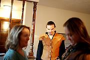 Liv and Jason's wedding November 11, 2011.  (Photo Cheryl Senter)