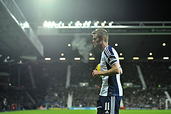 West Bromwich Albion's Chris Brunt - Photo mandatory by-line: Dougie Allward/JMP - Mobile: 07966 386802 - 02/12/2014 - SPORT - Football - West Bromwich - The Hawthorns - West Bromwich Albion v West Ham United - Barclays Premier League