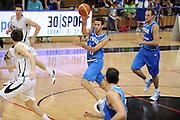 DESCRIZIONE : Trento Torneo Internazionale Maschile Trentino Cup Italia Nuova Zelanda  Italy New Zeland<br /> GIOCATORE : Luigi Datome<br /> SQUADRA : Italia Italy<br /> EVENTO : Raduno Collegiale Nazionale Maschile GARA : Italia Nuova Zelanda Italy New Zeland<br /> DATA : 26/07/2009 <br /> CATEGORIA : passaggio<br /> SPORT : Pallacanestro <br /> AUTORE : Agenzia Ciamillo-Castoria/G.Ciamillo<br /> Galleria : Fip Nazionali 2009 <br /> Fotonotizia : Trento Torneo Internazionale Maschile Trentino Cup Italia Nuova Zelanda Italy New Zeland<br /> Predefinita :