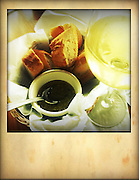 bread with olive tapinade and white wine cellphone photography,Iphone pictures,smartphone pictures