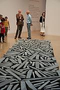 ALLEN JONES, Richard Long: Heaven and Earth. Tate Britain, Millbank. London. 1 June 2009