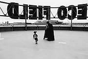 Star Wars Day at Safeco Field in Seattle, Washington, on Sunday, August 21, 2016.