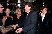 ADEE PHELAN; BELLA WRIGHT; ; PETER STRINGFELLOW; MARCO PIERRE WHITE; LUCIANO PIERRE WHITE, , launch of Adee Phelan's Fabulous Haircare Range, Frankie's Italian Bar and Grill, 3 Yeomans Row, off Brompton Road, London SW3, 7pm *** Local Caption *** -DO NOT ARCHIVE-&copy; Copyright Photograph by Dafydd Jones. 248 Clapham Rd. London SW9 0PZ. Tel 0207 820 0771. www.dafjones.com.<br /> ADEE PHELAN; BELLA WRIGHT; ; PETER STRINGFELLOW; MARCO PIERRE WHITE; LUCIANO PIERRE WHITE, , launch of Adee Phelan's Fabulous Haircare Range, Frankie's Italian Bar and Grill, 3 Yeomans Row, off Brompton Road, London SW3, 7pm