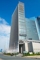 New Oberoi Hotel in Business Bay district of Dubai United Arab Emirates