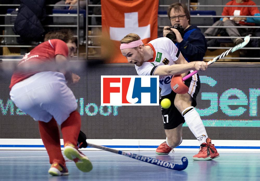 BERLIN - Indoor Hockey World Cup<br /> Women: Czech Republic - Germany <br /> foto: Christopher R&uuml;hr.<br /> WORLDSPORTPICS COPYRIGHT FRANK UIJLENBROEK