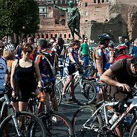 Bicifestazione nazionale Salvaiciclisti
