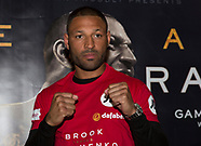 Kell Brook Press Conference 190118