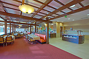 Broadmead SR. Living Center Dining Facility Interior Image