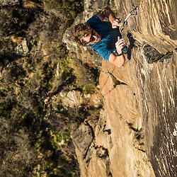 "Benjamin Lethan in ""Squirm Baby Squirm"" (22) at Queenstown Hill"
