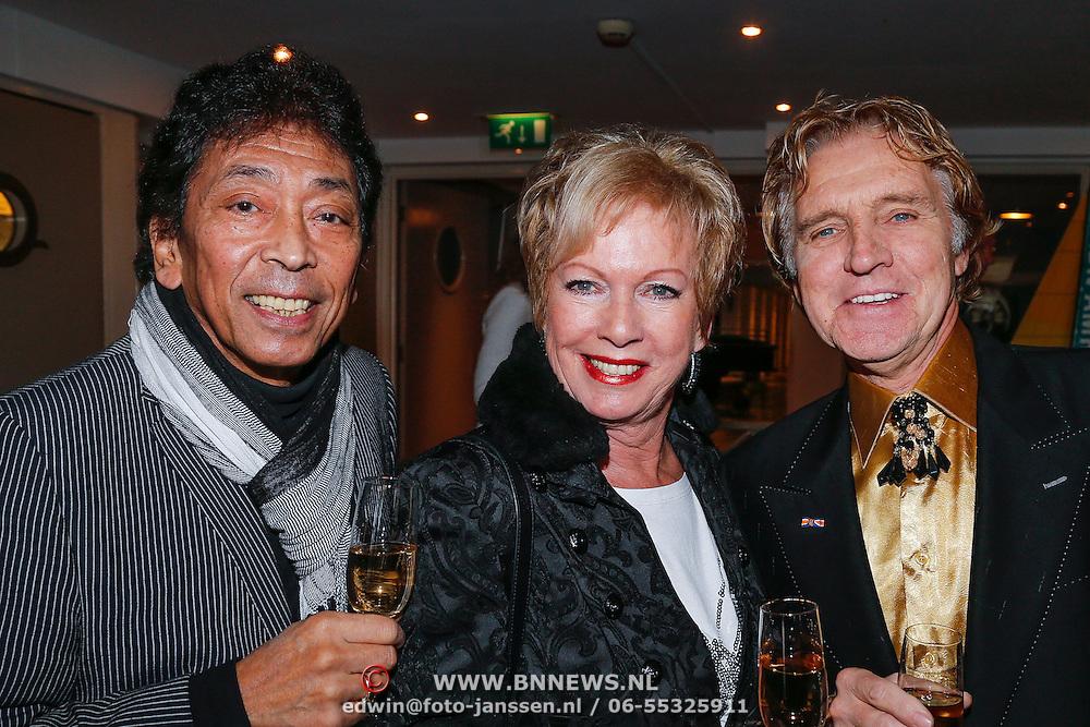 NLD/Loosdrecht/20121126 - CD uitreiking Anneke Gronloh,Riem Wolff, Ria Valk en Jacques Herb