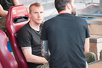 FC Barcelona's defender Jeremy Mathieu during Copa del Rey (King's Cup) Final between Deportivo Alaves and FC Barcelona at Vicente Calderon Stadium in Madrid, May 27, 2017. Spain.<br /> (ALTERPHOTOS/BorjaB.Hojas)