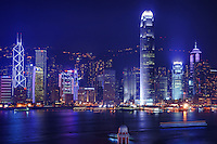 Hong Kong Skyline @ Night