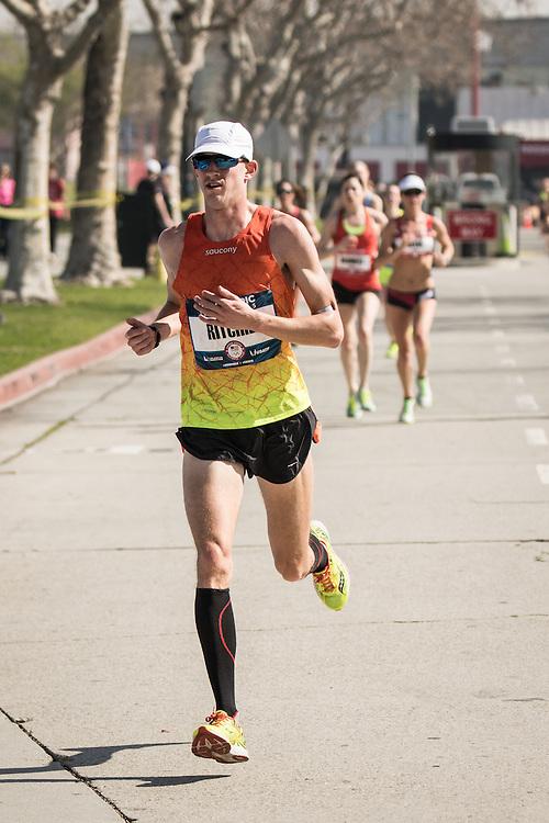 USA Olympic Team Trials Marathon 2016, Tim Ritchie, Saucony