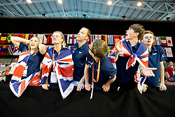 Team GB anticipation GBR at 2015 IPC Swimming World Championships -