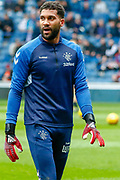 Wesley Foderingham of Rangers FC during the Ladbrokes Scottish Premiership match between Rangers and Aberdeen at Ibrox, Glasgow, Scotland on 27 April 2019.