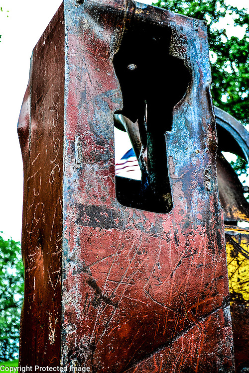 911 Memorial at The Texas State Cemetery in Austin, TX