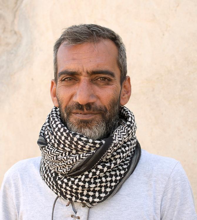 Portrait in Dulab