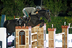 Gaudiano Emanuele, (ITA), Admara 2, FEI President<br /> Logines Challenge Cup<br /> Furusiyya FEI Nations Cup Jumping Final - Barcelona 2015<br /> © Dirk Caremans<br /> 25/09/15