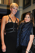 VICTORIA THORNLEY; ALEX THORNTON, The Gentlemen's Journal Autumn Party, in partnership with Gieves and Hawkes- No. 1 Savile Row London. 3 October 2013