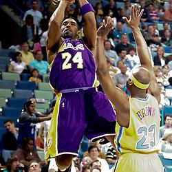 03-23-2007 Los Angles Lakers at New Orleans Saints