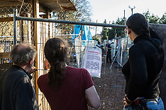 2019-02-26 Grow Heathrow protest camp eviction