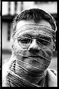 Larry Steinbachek, Spitalfields, London 1984