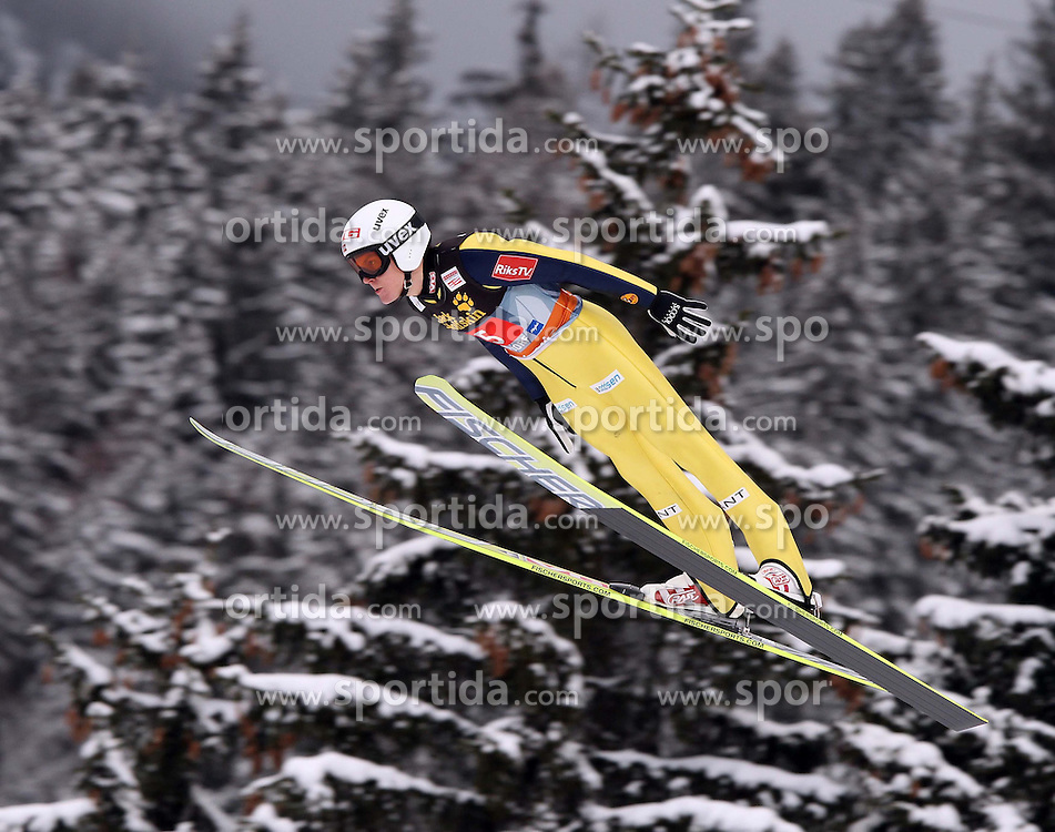 30.12.2011, Schattenbergschanze/ Erdinger Arena, GER, Vierschanzentournee, FIS Weldcup, Ski Springen, im Bild VEGARD SKLETT // during 60th Four-Hills-Tournament of FIS World Cup Ski Jumping in Oberstdorf, Germany on 2011/12/30. EXPA Pictures © 2011, PhotoCredit: EXPA/ Newspix/ Jerzy Kleszcz..***** ATTENTION - for AUT, SLO, CRO, SRB, SUI and SWE only *****