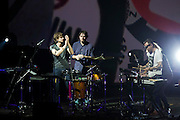 Gotye performs at Aragon Ballroom in Chicago, IL on April 3, 2012.