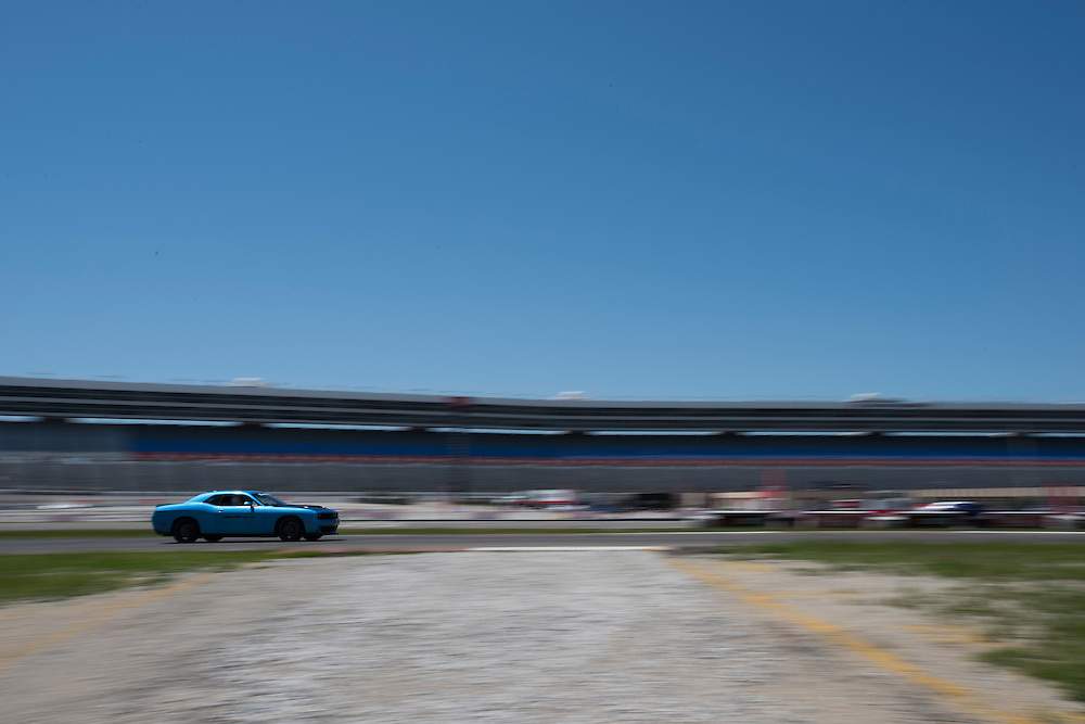 Bridgestone testing at Texas Motor Speedway in Fort Worth, Texas on April 27, 2016. (Cooper Neill for Bridgestone)