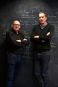 Further a digital strategy and content strategy agency based in Norwich which was founded ten years ago by Steve Jaggard (left) and Zak Ireson (right).<br /> <br /> Picture: MARK BULLIMORE