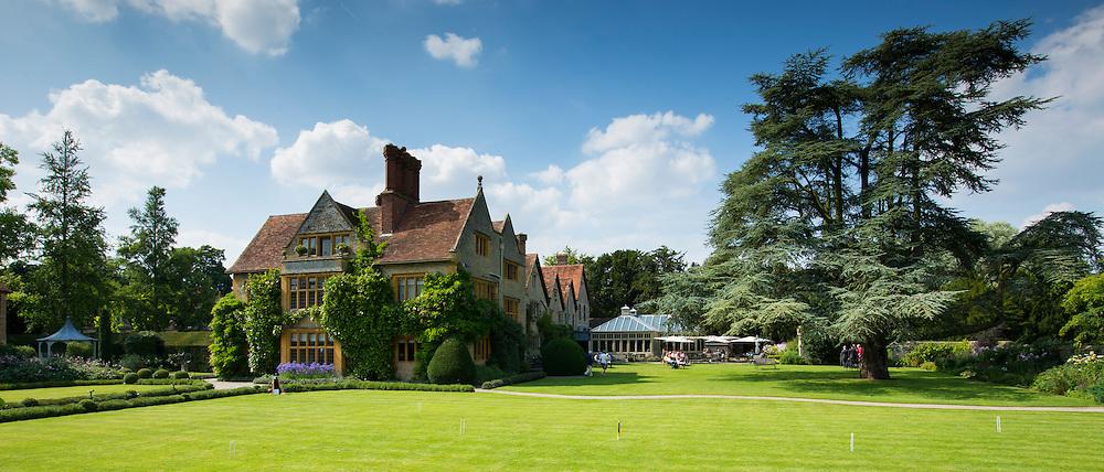 Raymond Blanc luxury hotel, Le Manoir aux Quat' Saisons  in Oxfordshire, UK