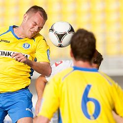 20121110: SLO, Football - PrvaLiga NZS, NK Celje vs NK Luka Koper