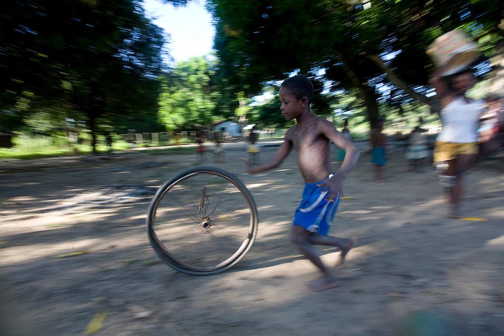 Codo_MA, Brasil...Comunidade Santo Antonio dos Pretos - Remanescente de Quilombola...Santo Antonio dos Pretos community...Foto: LEO DRUMOND /  NITRO