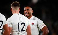 Rugby Union - 2019 Rugby World Cup - Semi-Final: England vs. New Zealand<br /> <br /> Manu Tuilagi of England at International Stadium Yokohama, Kanagawa Prefecture, Yokohama City.<br /> <br /> COLORSPORT/LYNNE CAMERON