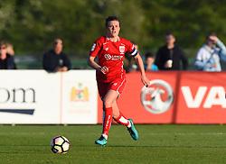 Hayley Ladd of Bristol City Women - Mandatory by-line: Paul Knight/JMP - 09/05/2017 - FOOTBALL - Stoke Gifford Stadium - Bristol, England - Bristol City Women v Manchester City Women - FA Women's Super League Spring Series