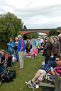 Maidenhead, United kingdom. Regatta Enclousure , Maidenhead Junior Regatta.RiverThames Maidenhead.  Sunday  15/05/2011  [Mandatory Credit; Karon Phillips/Intersport-images]